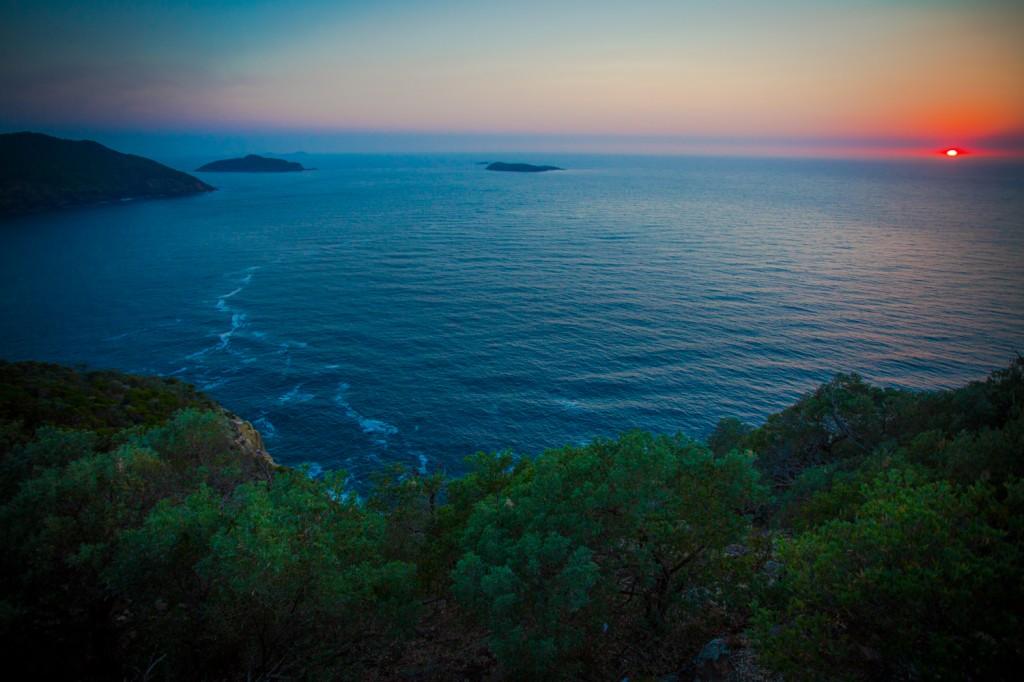 Sunrise from Tomaree Headland